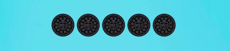 Oreo Facebook video