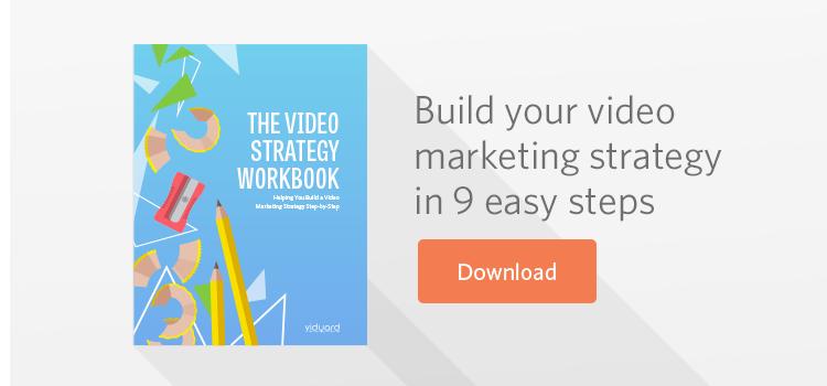 video strategy workbook