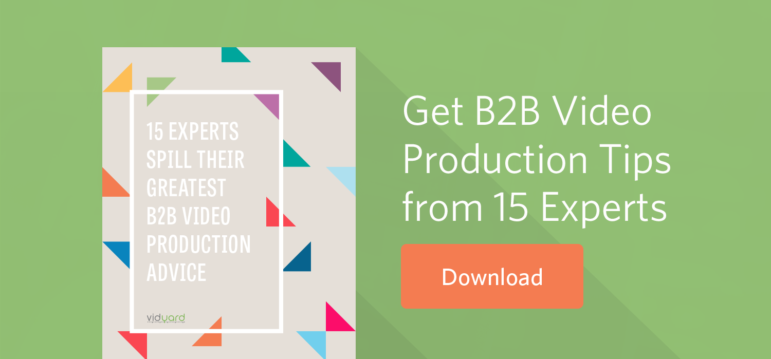 B2B Video Production Tips