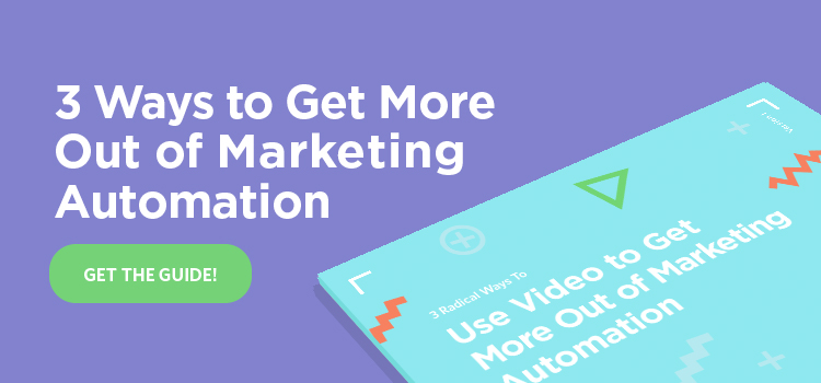 get more out of marketing automation