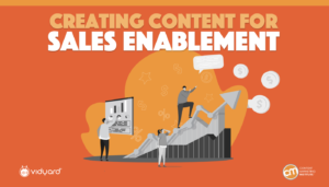 Creating Content for Sales Enablement: CMI Report Cover