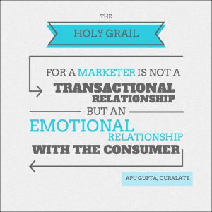 Emotion in Marketing Quote