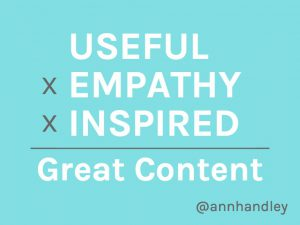 Components of Great Content