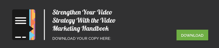 Video Marketing Handbook