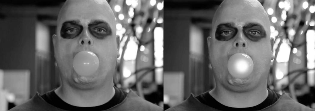 Making of Vidyard Halloween Video - Light Bulb