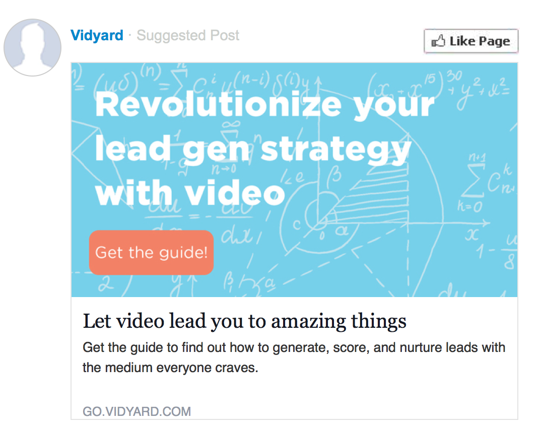 Let Video Ad