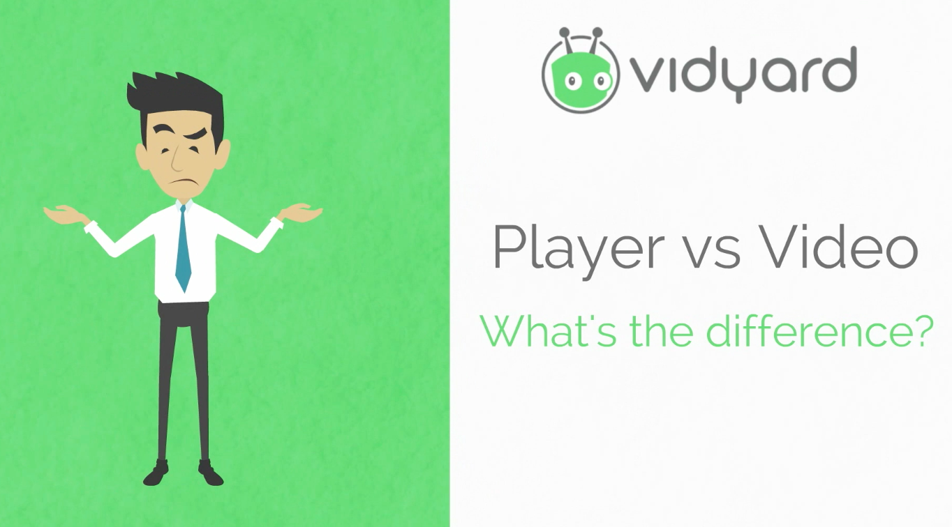 player vs video