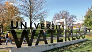 University-of-Waterloo-sign
