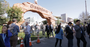 Dreamforce 2017: Through the Video Lens