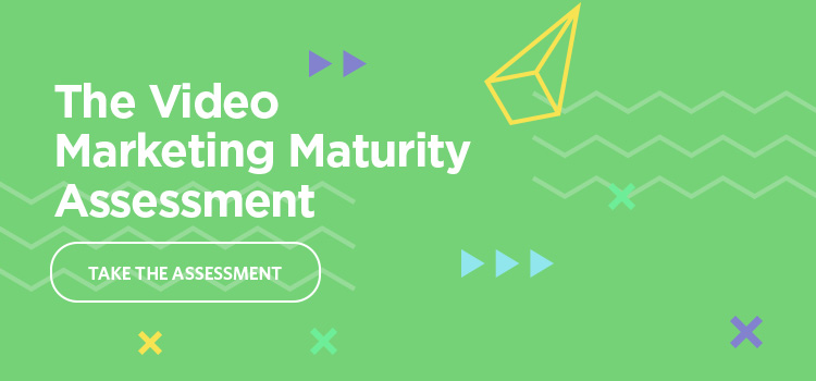 Take the video marketing maturity assessment