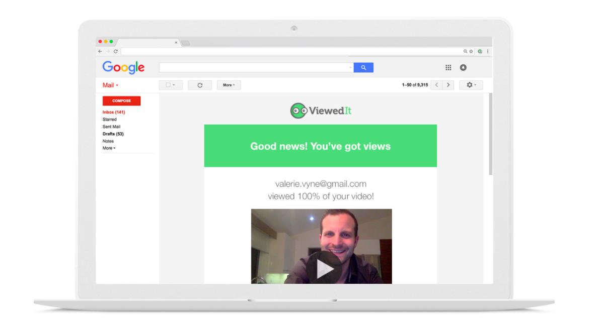 Vidyard-email-integration