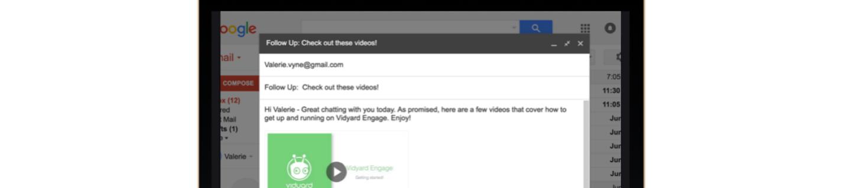 Vidyard Engage