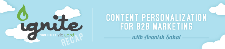 Creating Targeted B2B Content with Account Based Marketing
