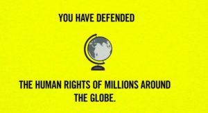 Amnesty International Canada Header