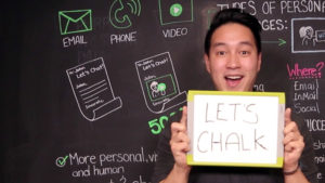 Terrance Kwok Chalk Talk - Feature