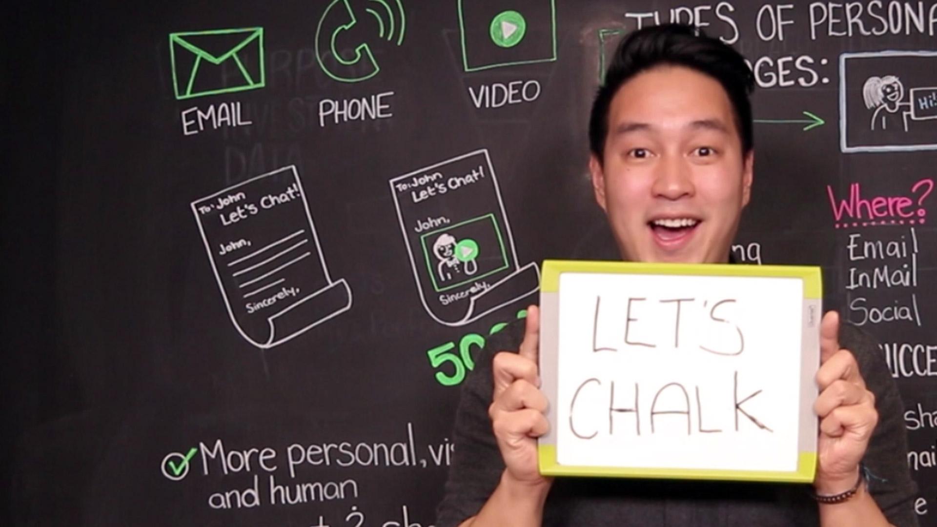 Terrance Kwok Chalk Talk - Feature