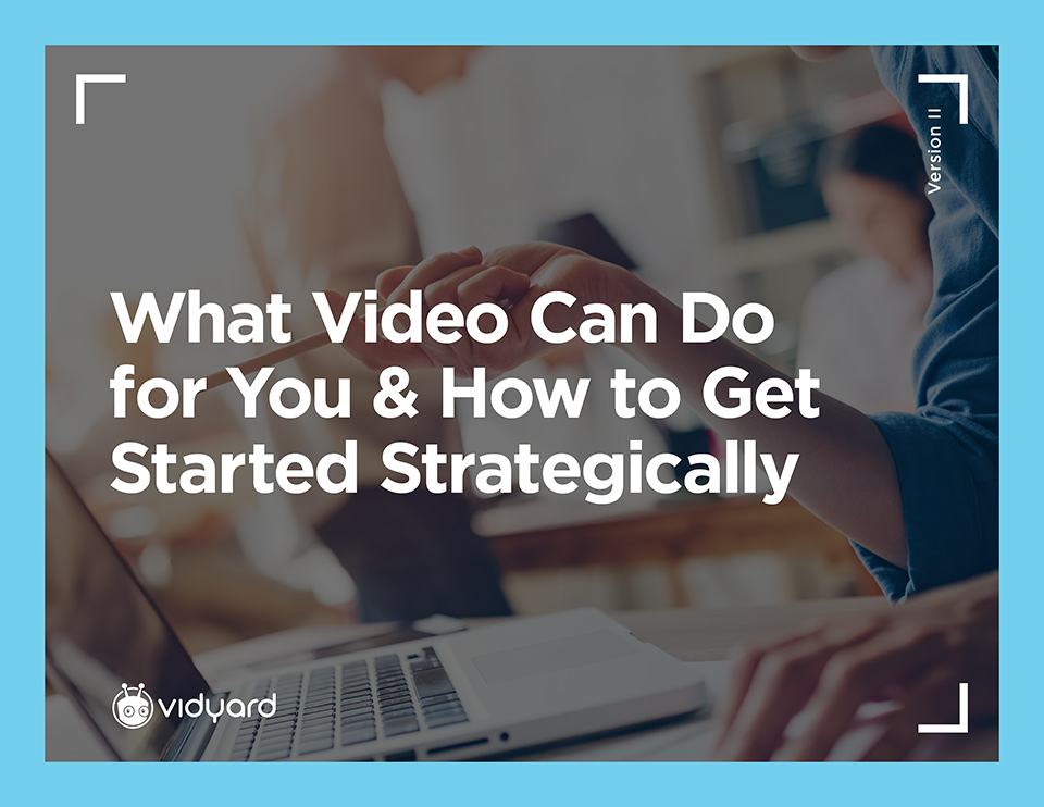 Getting Started with Video: Strategy and Budget