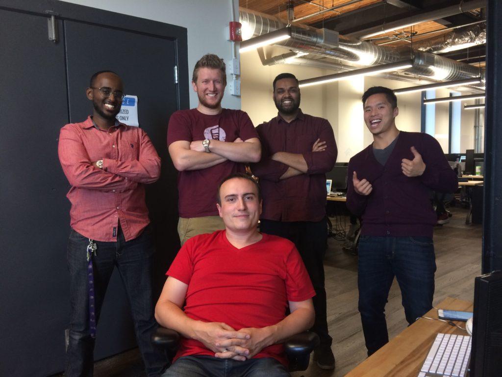 Vidyard Sales Team