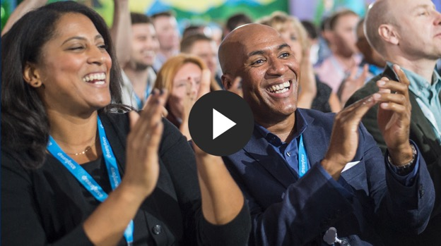 Video Event Marketing - Dreamforce Video Hub Thumbnail
