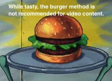 final burger