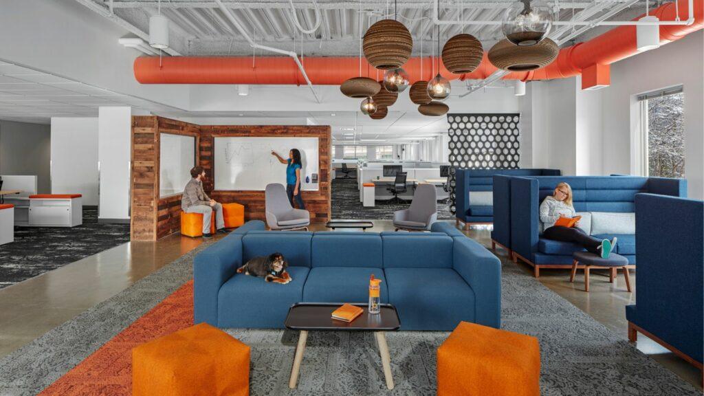 HubSpot employees discuss the organization's strategy around using video for sales and internal comms