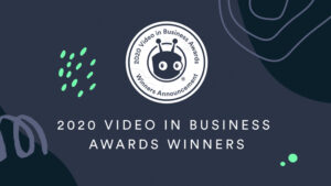 Sales video examples from the 2020 video in business awards.