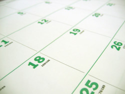 create a video production schedule