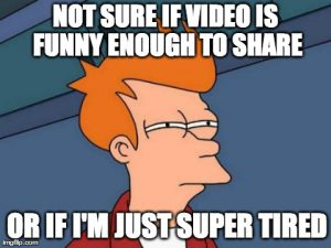 What makes videos share-worthy?