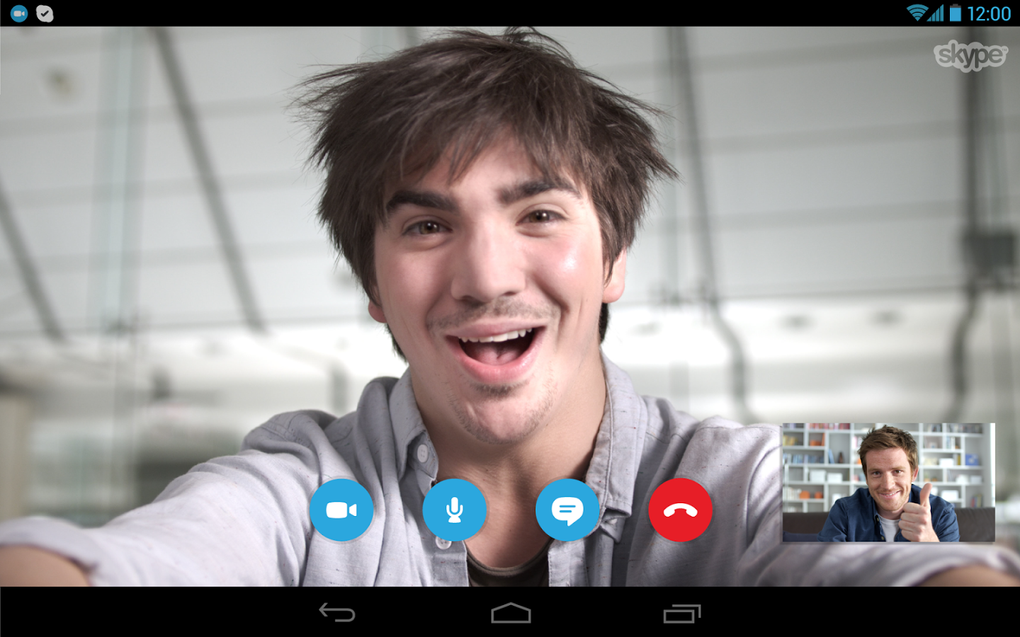 support video call