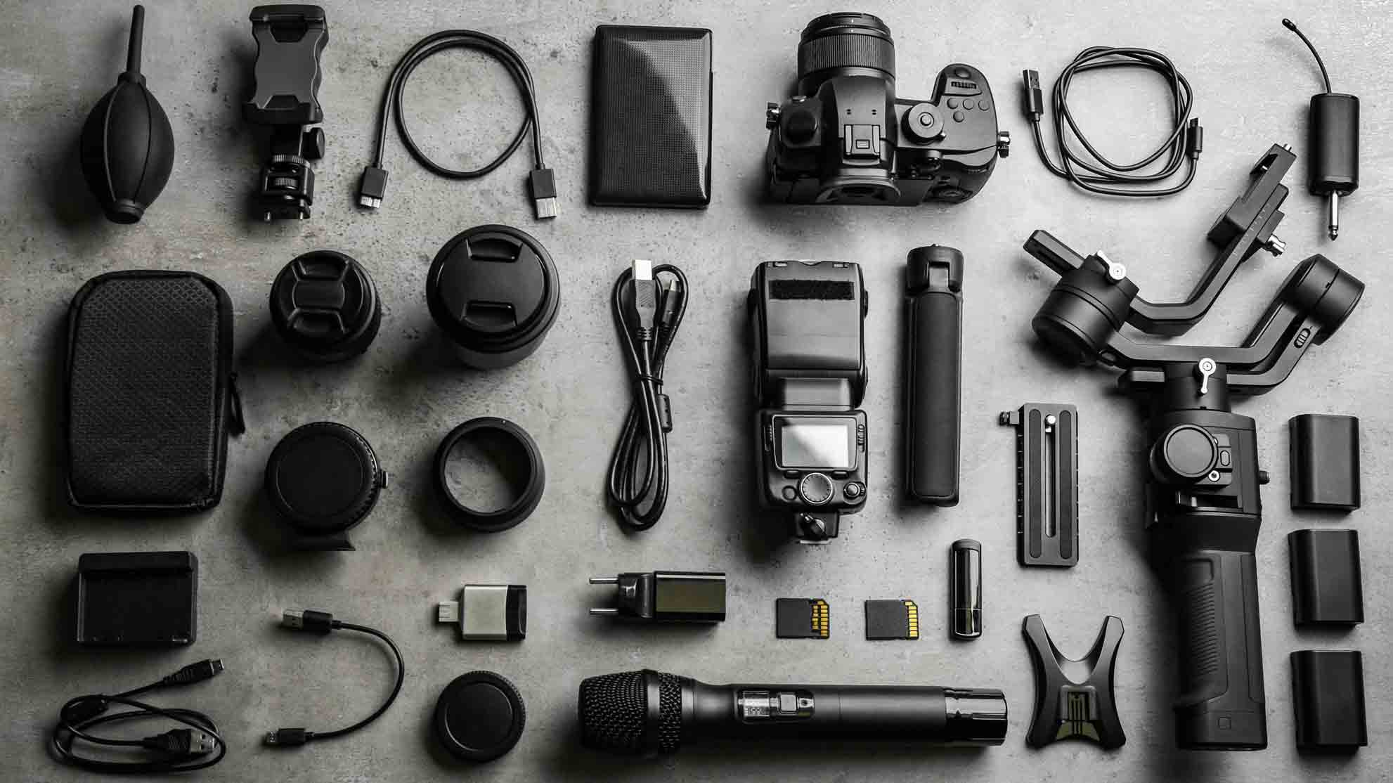 Video Production Equipment and Software for Every Budget
