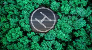 video landing pages are an engaging and attractive place for visitors to land, much like a helicopter landing pad