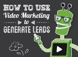 generate leads with video