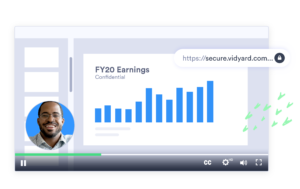 Vidyard's video tool for internal comms screen recording