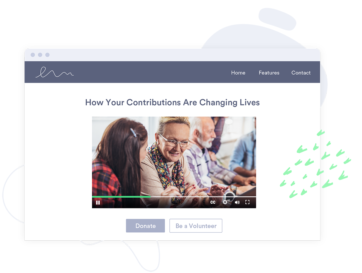 Nonprofits use video tool Vidyard to enhance their nonprofit marketing